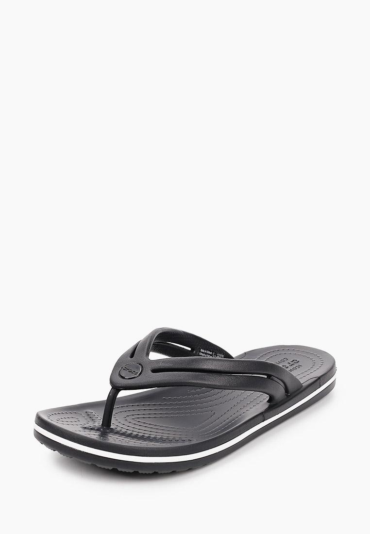 Женские сланцы Crocs (Крокс) 206100: изображение 2