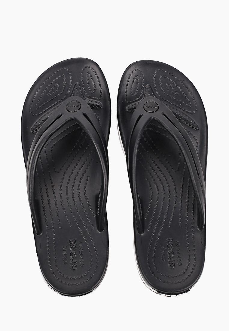 Женские сланцы Crocs (Крокс) 206100: изображение 4