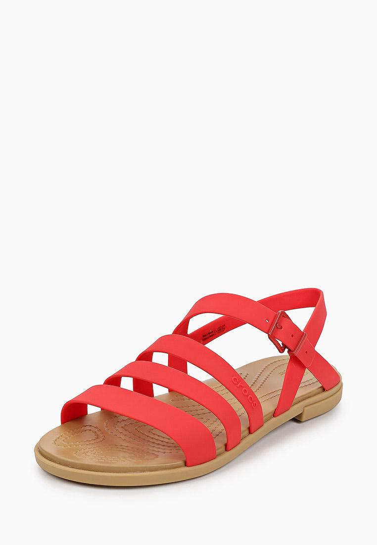 Женские сандалии Crocs (Крокс) 206107: изображение 2
