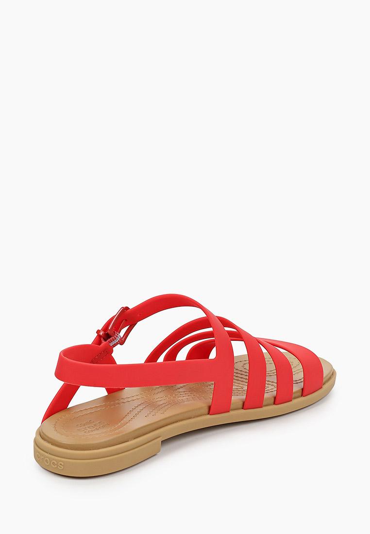 Женские сандалии Crocs (Крокс) 206107: изображение 3