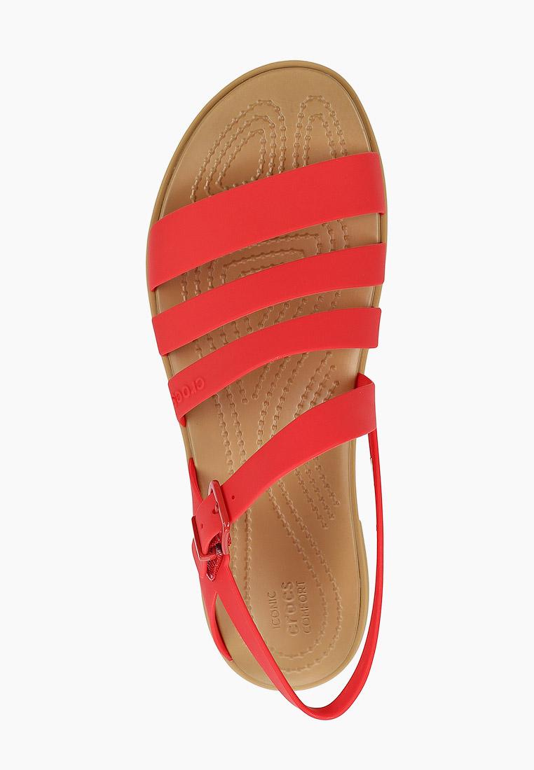 Женские сандалии Crocs (Крокс) 206107: изображение 4