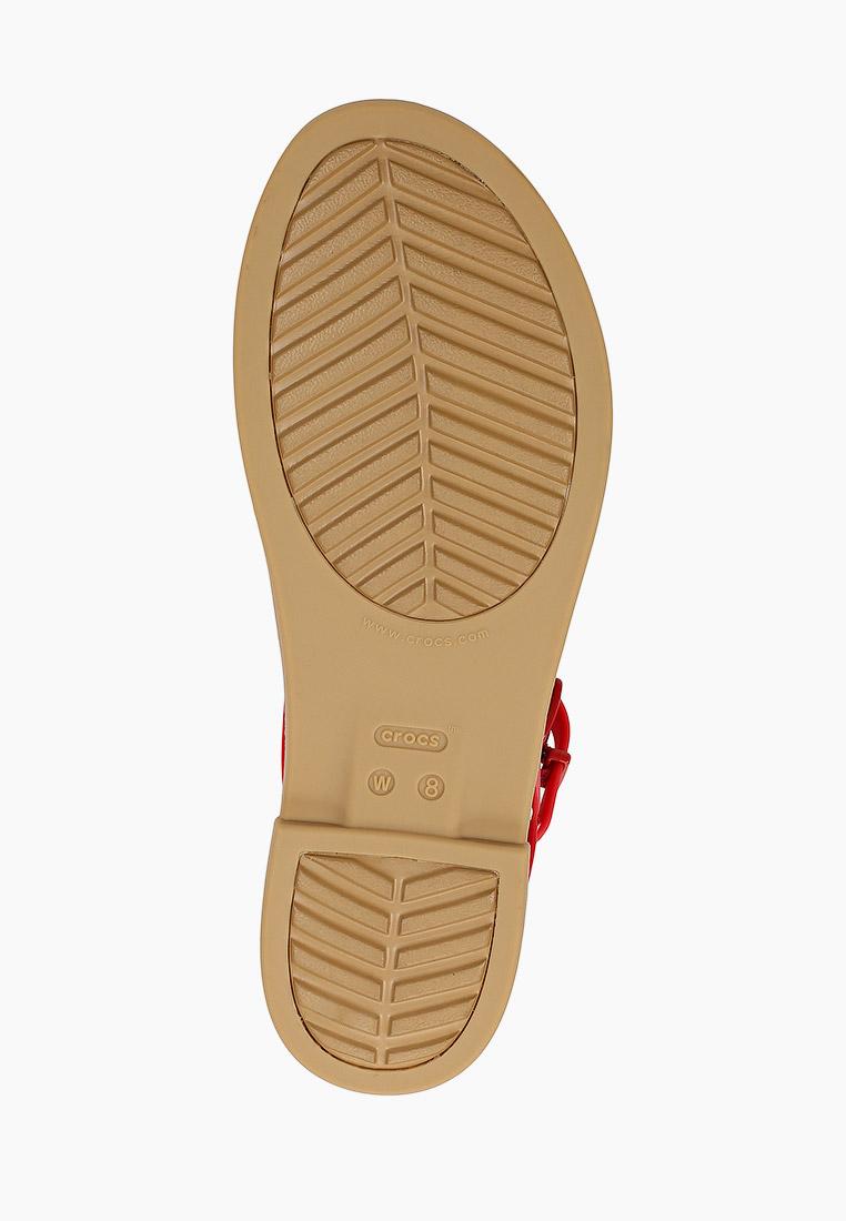 Женские сандалии Crocs (Крокс) 206107: изображение 5