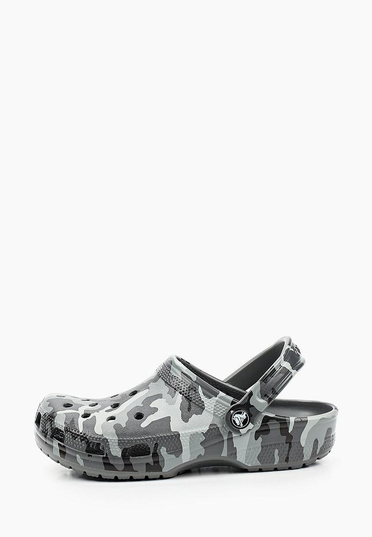 Мужская резиновая обувь Crocs (Крокс) 206454