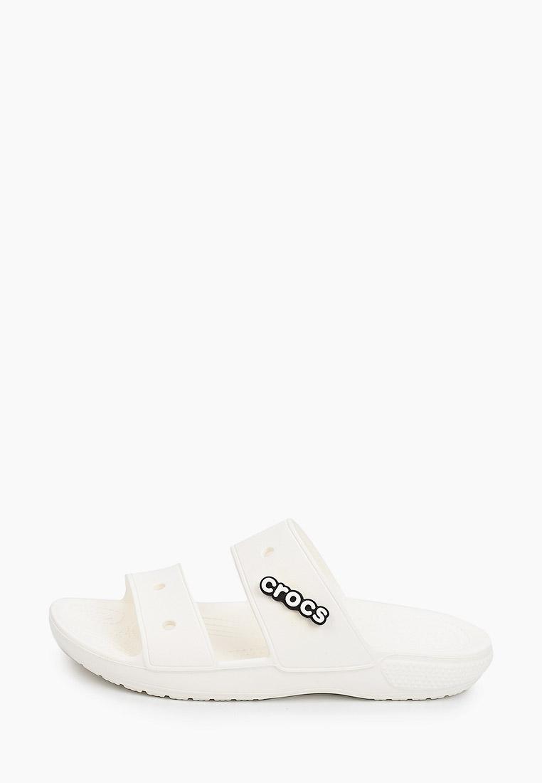 Женские сланцы Crocs (Крокс) 206761