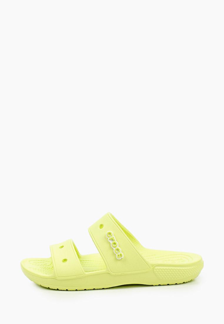 Женские сланцы Crocs (Крокс) 206761: изображение 1