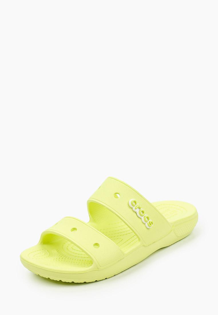 Женские сланцы Crocs (Крокс) 206761: изображение 2