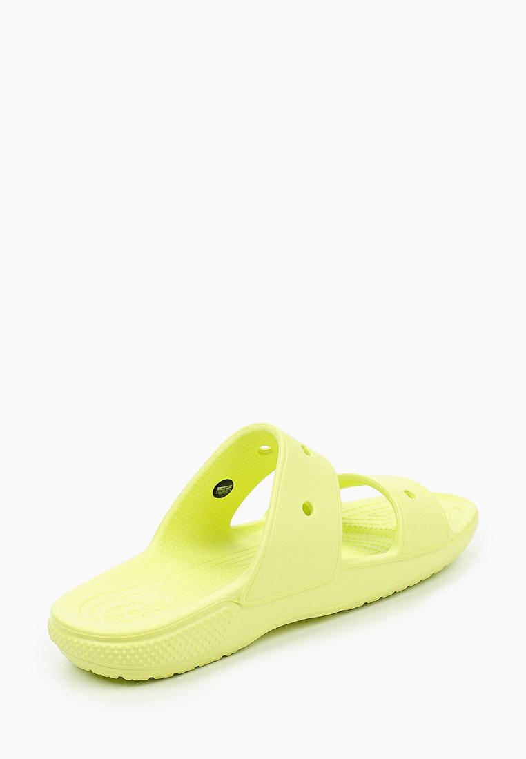 Женские сланцы Crocs (Крокс) 206761: изображение 3