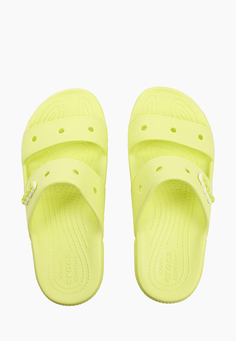 Женские сланцы Crocs (Крокс) 206761: изображение 4