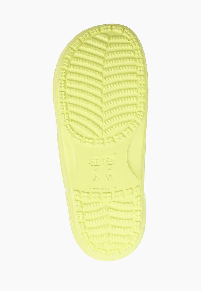 Женские сланцы Crocs (Крокс) 206761: изображение 5