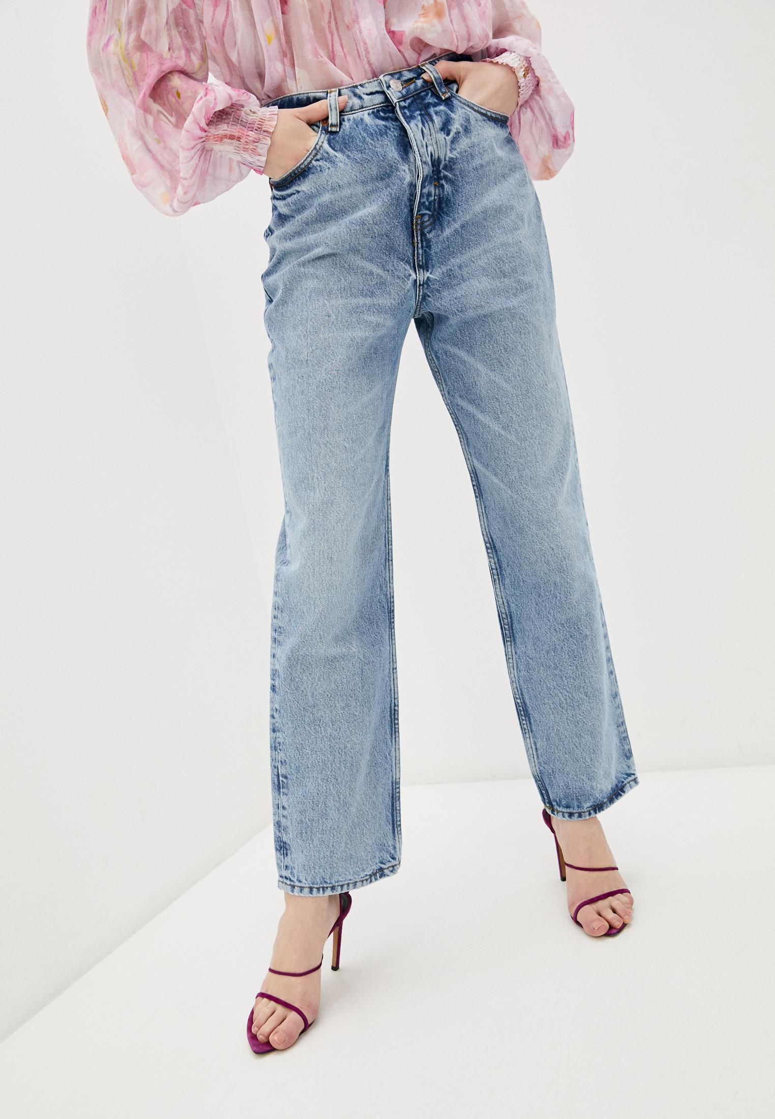 Прямые джинсы The Kooples Джинсы The Kooples