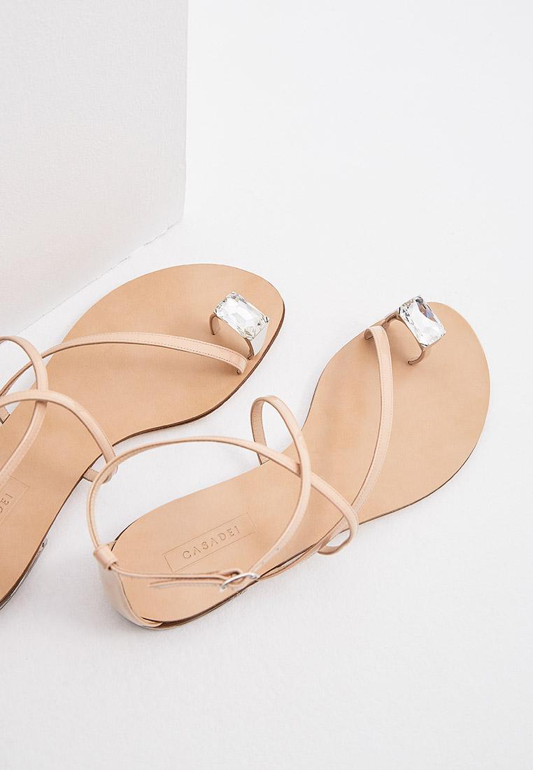 Женские сандалии Casadei 1N168S010MC0600: изображение 4