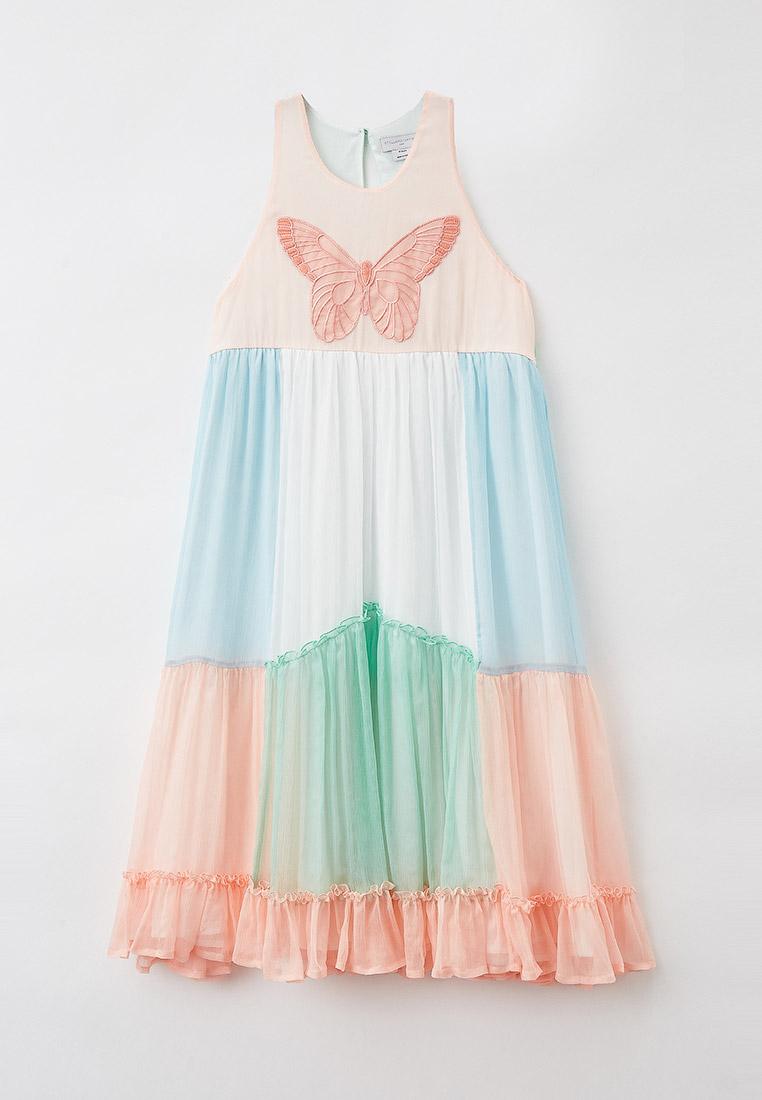 Нарядное платье Stella McCartney Kids 602775SQKC0