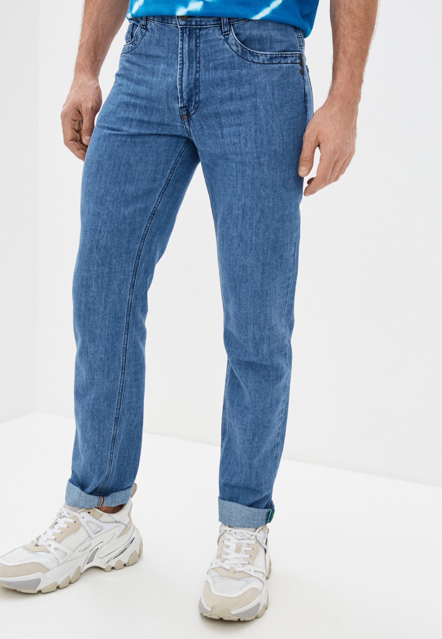 Зауженные джинсы Bikkembergs C Q 102 18 T 093A