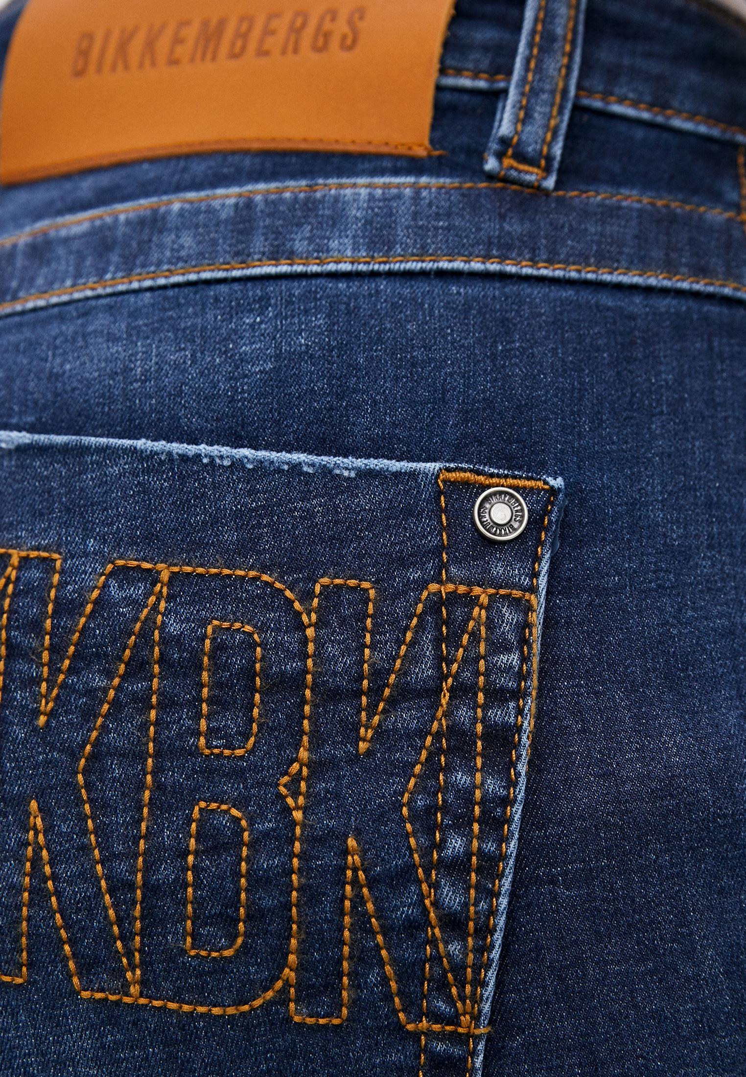 Женские джинсовые шорты Bikkembergs D O 005 01 S 3535: изображение 5