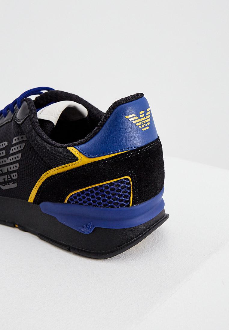 Мужские кроссовки Emporio Armani X4X289XM499: изображение 2