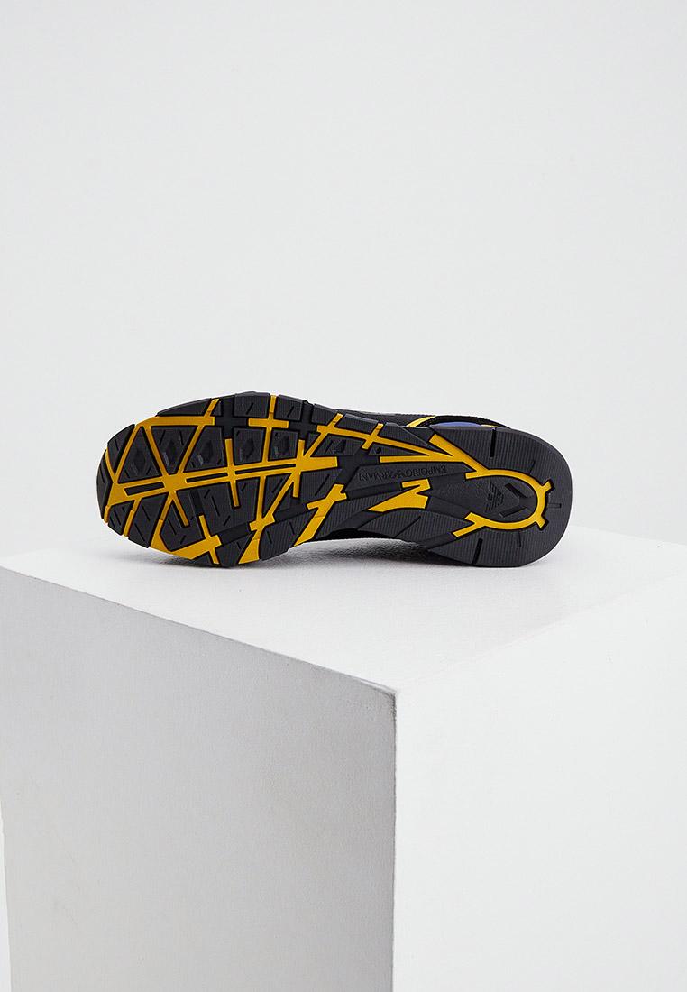 Мужские кроссовки Emporio Armani X4X289XM499: изображение 3