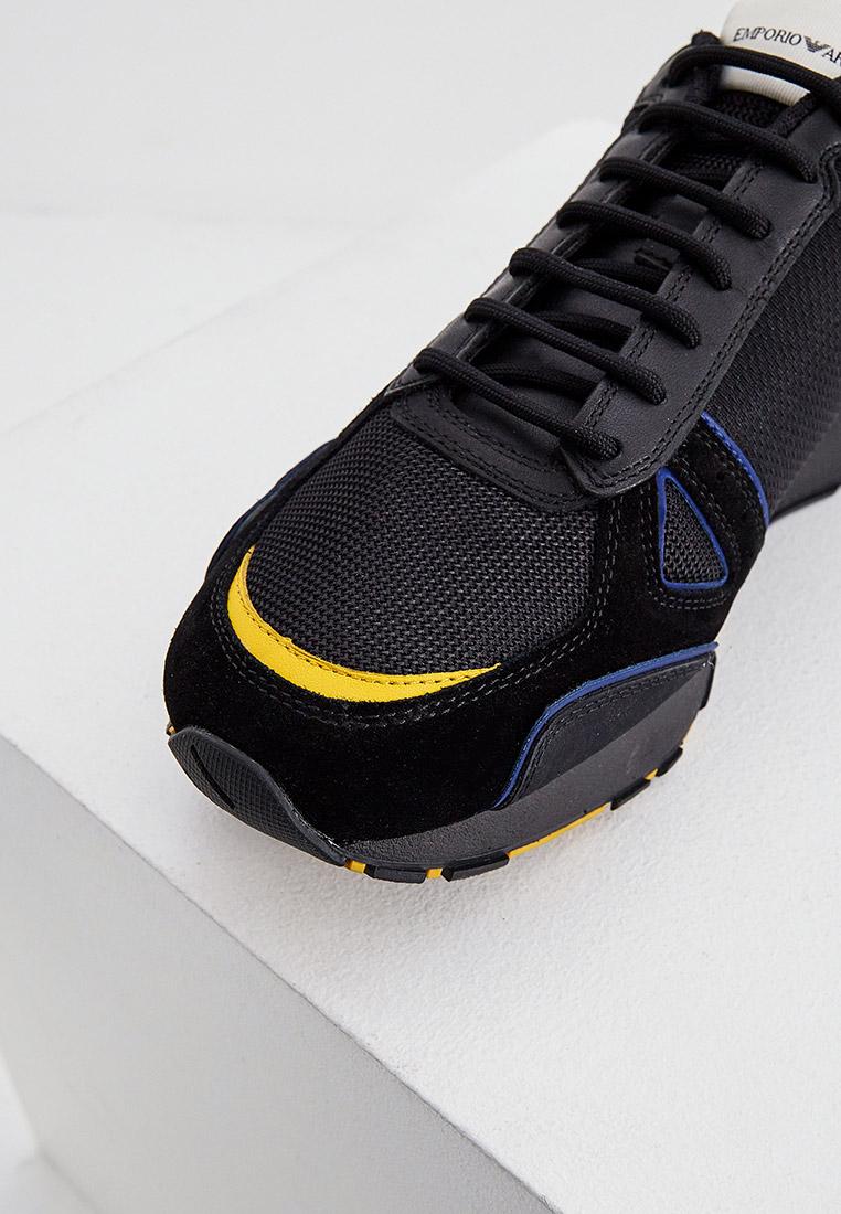 Мужские кроссовки Emporio Armani X4X289XM499: изображение 4