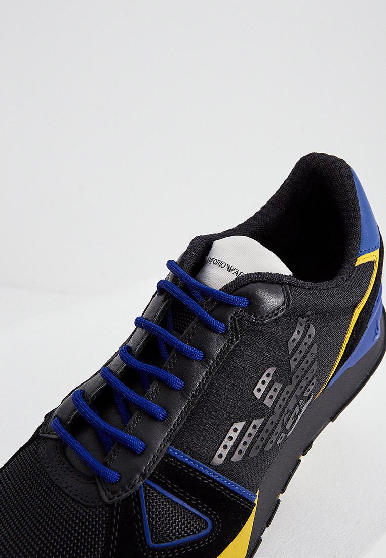 Мужские кроссовки Emporio Armani X4X289XM499: изображение 5
