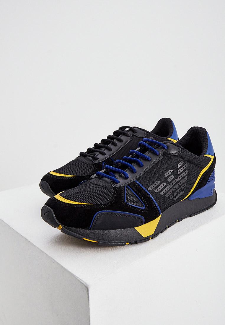 Мужские кроссовки Emporio Armani X4X289XM499: изображение 6