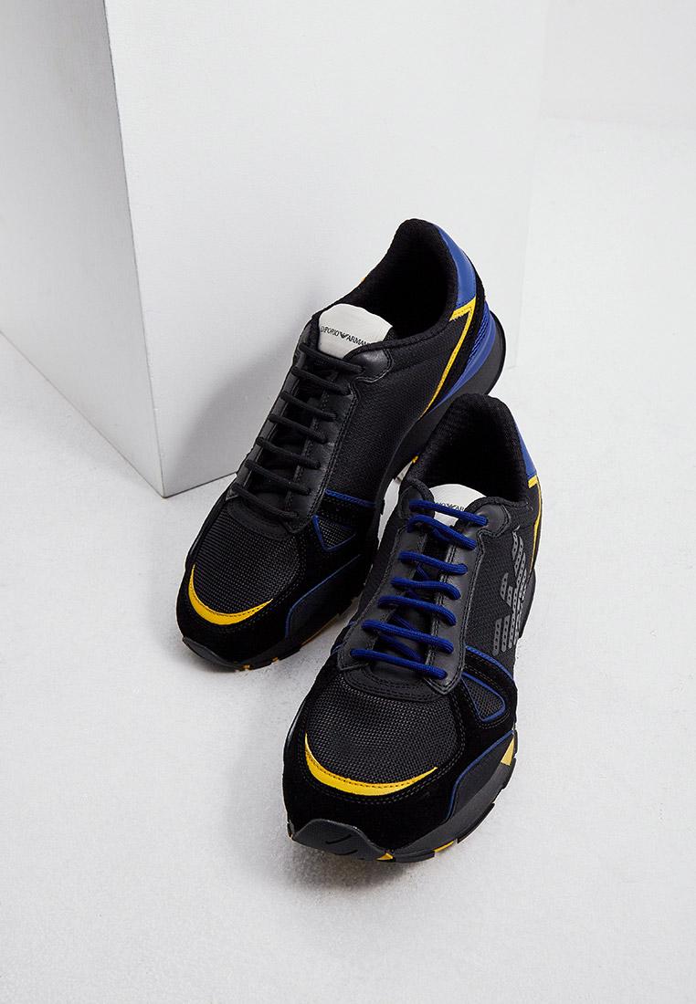 Мужские кроссовки Emporio Armani X4X289XM499: изображение 7