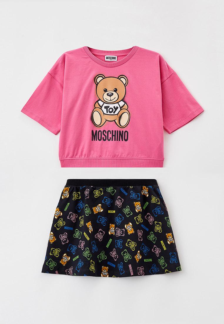 Комплект MOSCHINO KID Футболка и юбка Moschino Kid