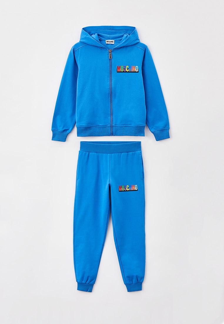Спортивный костюм MOSCHINO KID Костюм спортивный Moschino Kid