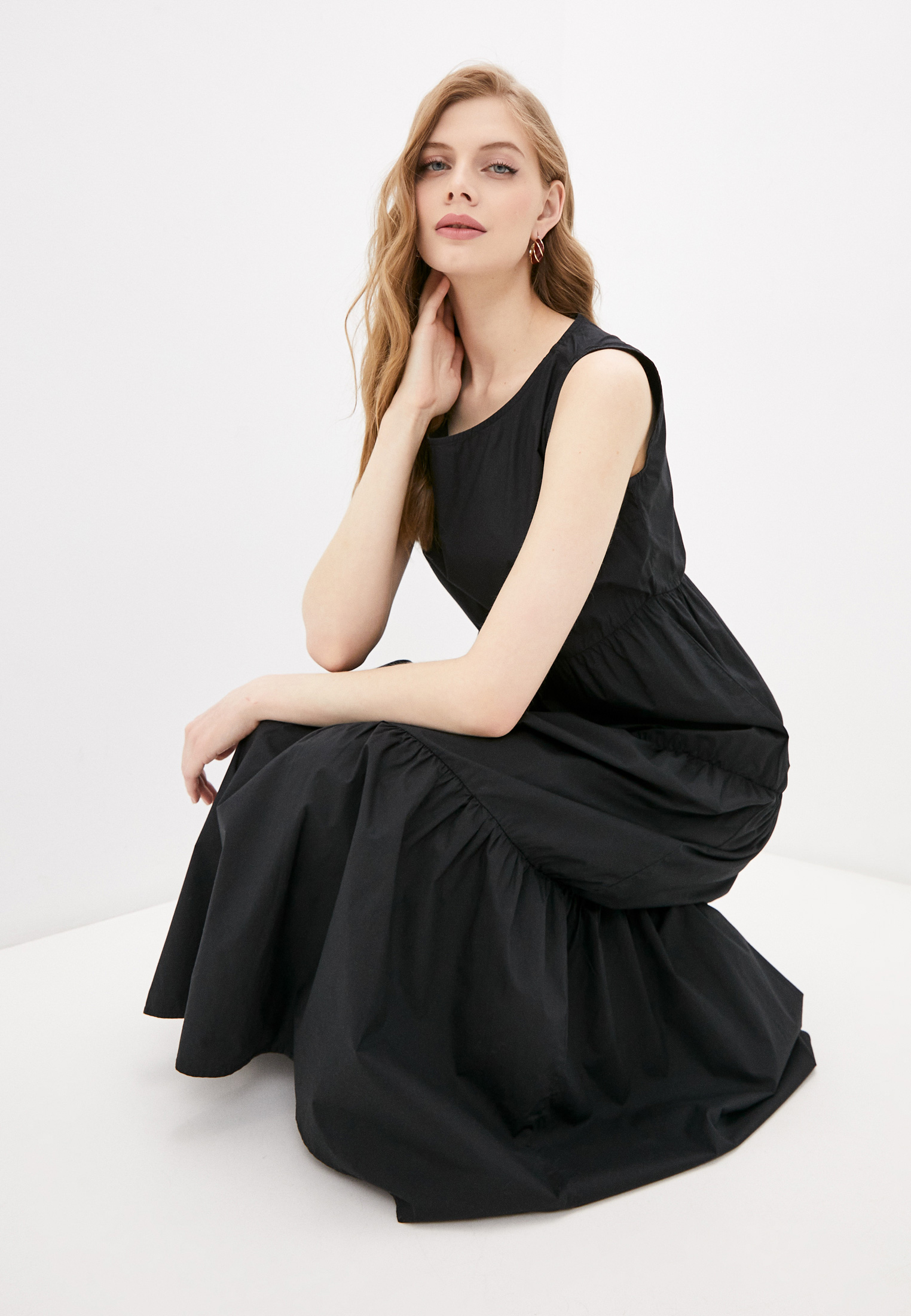 Повседневное платье Woolrich (Вулрич) CFWWDR0074FRUT1509: изображение 5