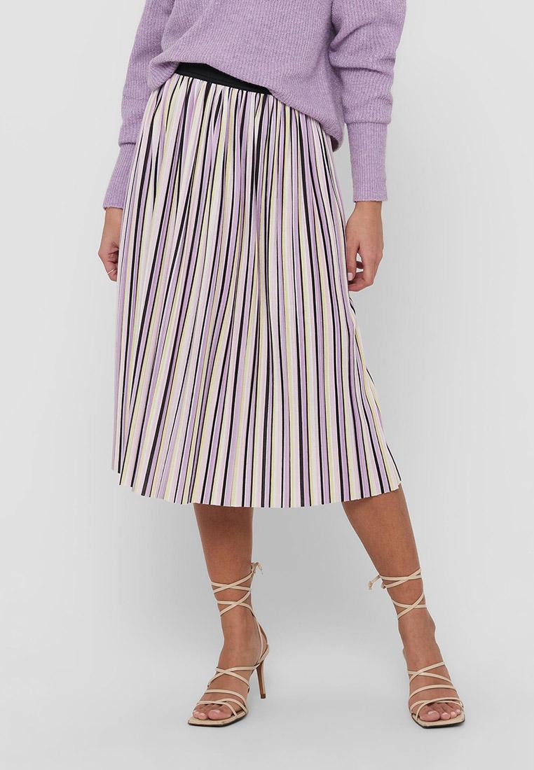 Широкая юбка Only (Онли) 15223817