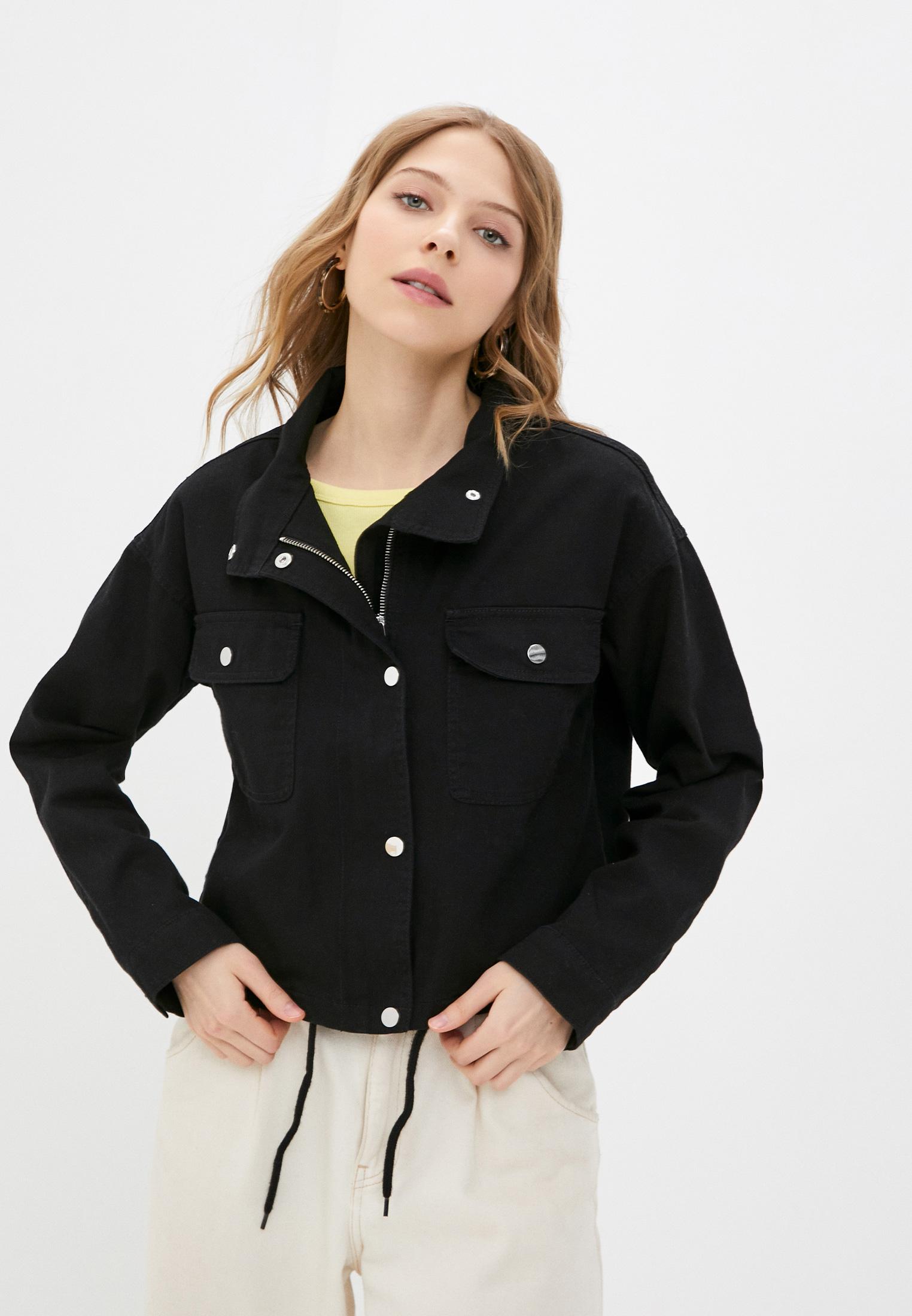 Джинсовая куртка Jacqueline de Yong Куртка джинсовая Jacqueline de Yong