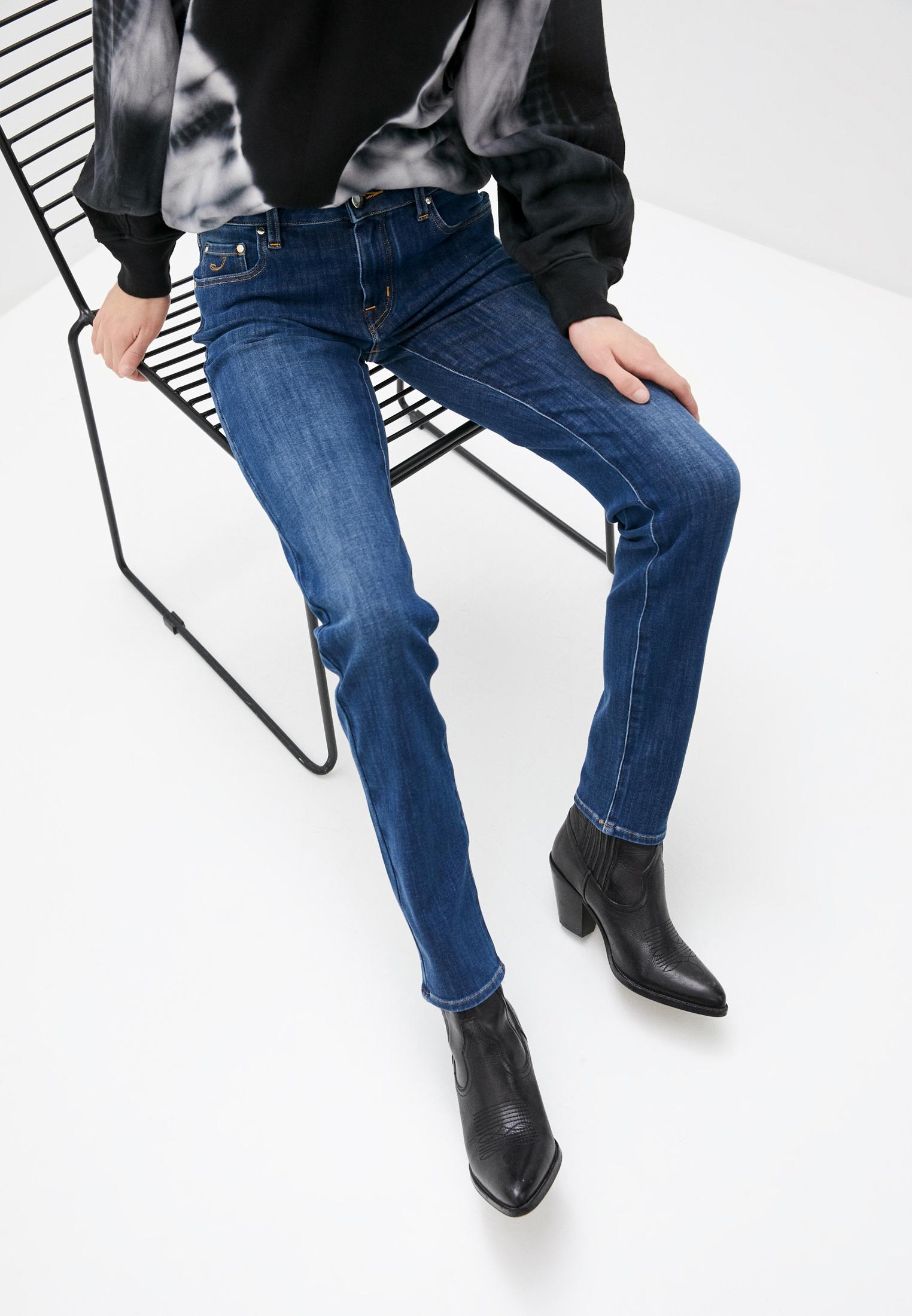 Зауженные джинсы Jacob Cohen JOCELYN SLIM