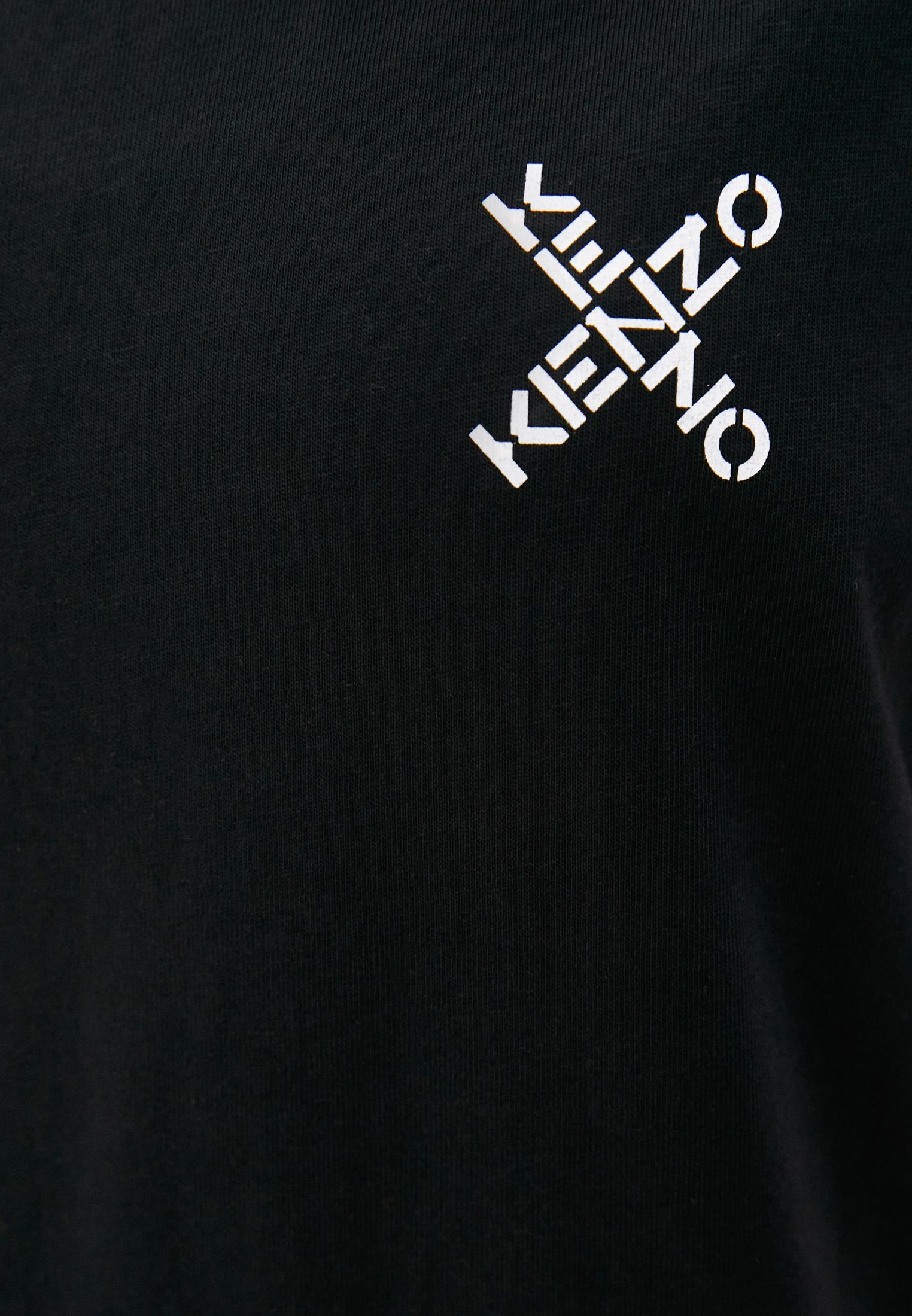 Футболка с коротким рукавом Kenzo FA62TS9104SJ: изображение 5