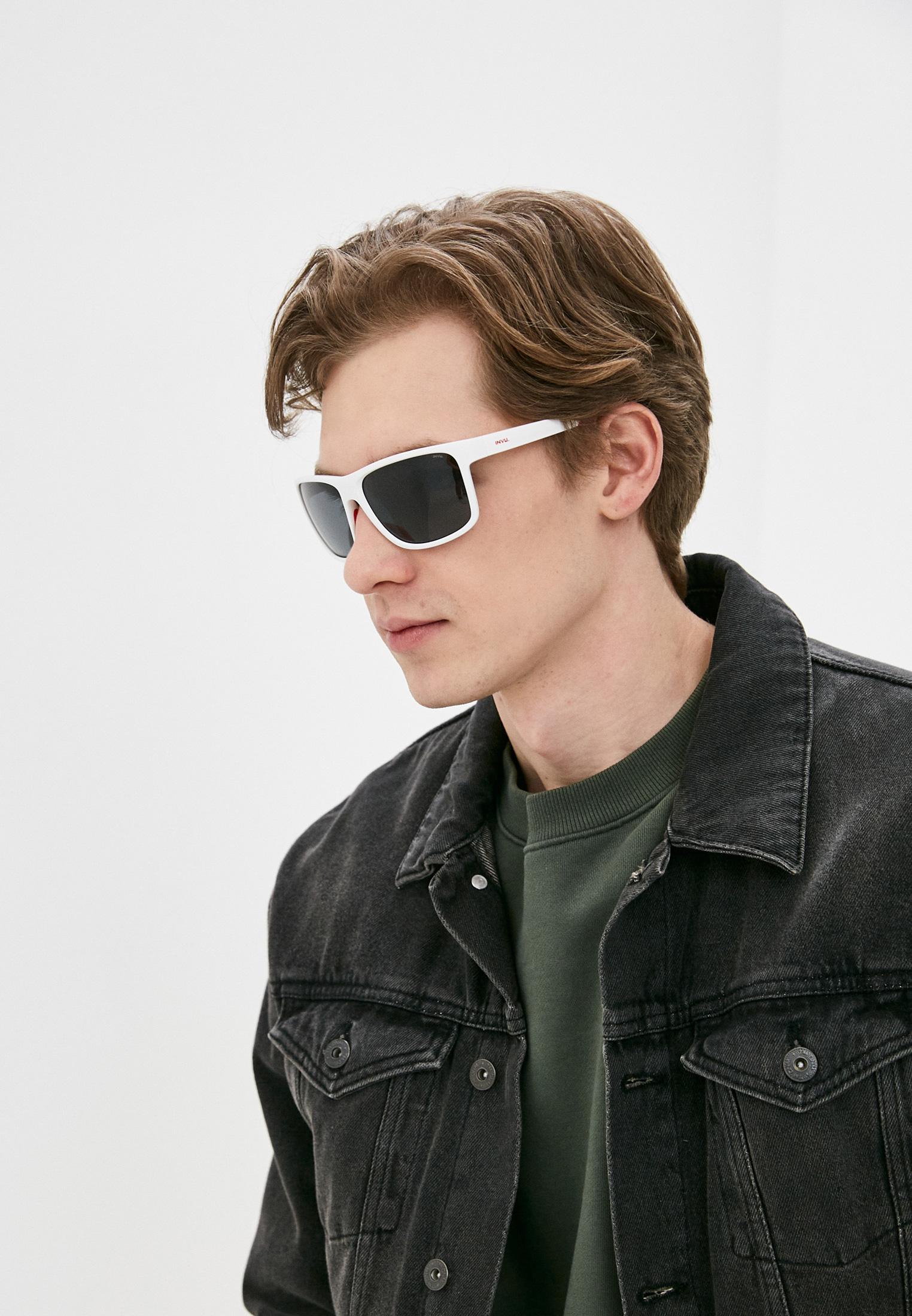 Мужские солнцезащитные очки Invu A2123A: изображение 5