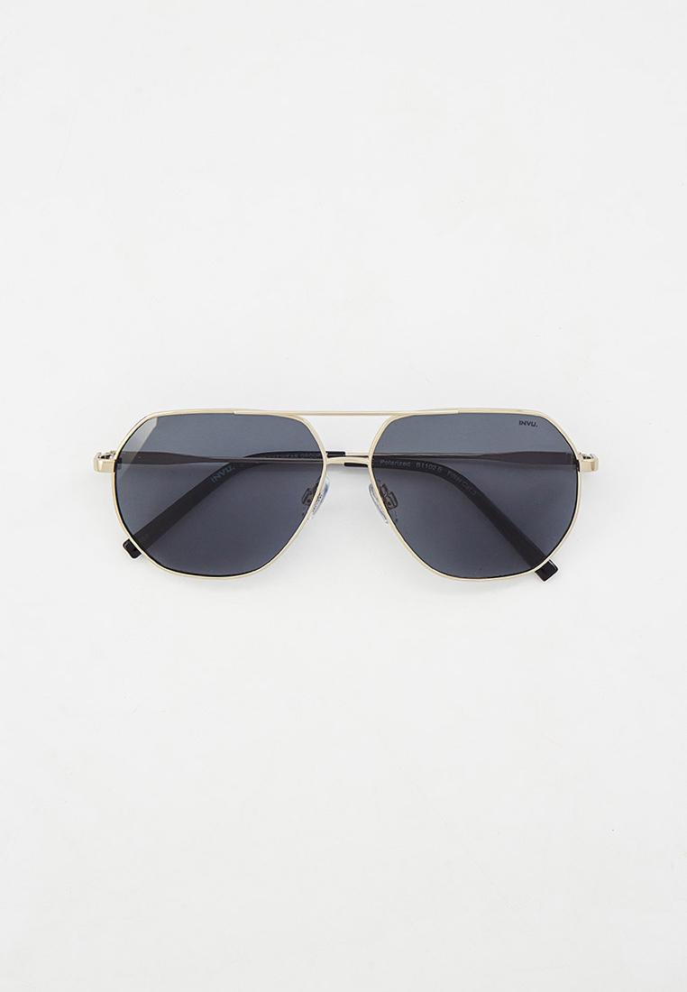 Мужские солнцезащитные очки Invu B1102B