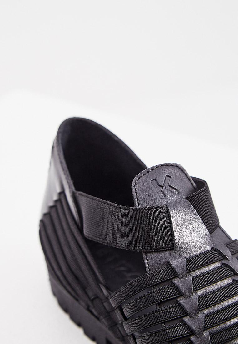 Женские сандалии Kenzo FB52SD190L66: изображение 4