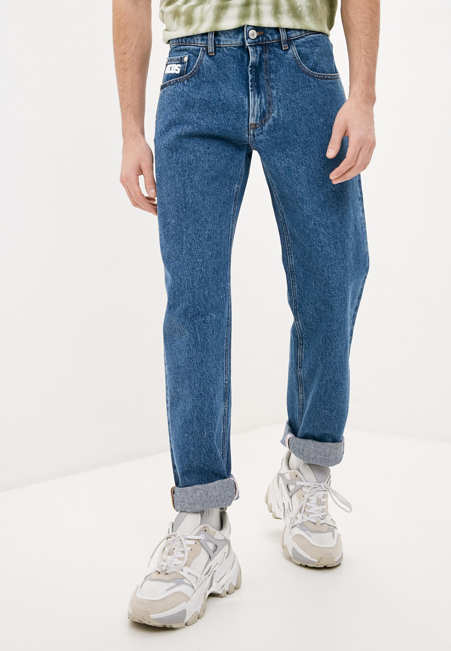 Мужские прямые джинсы GCDS Джинсы GCDS