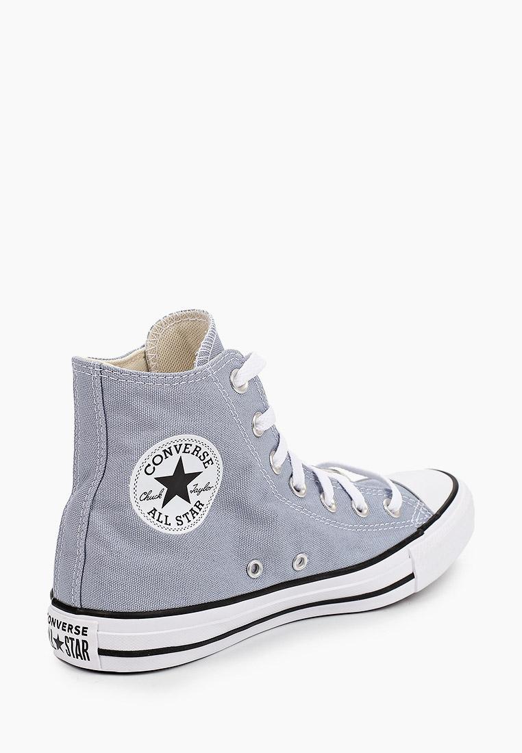 Мужские кеды Converse (Конверс) 170464: изображение 3