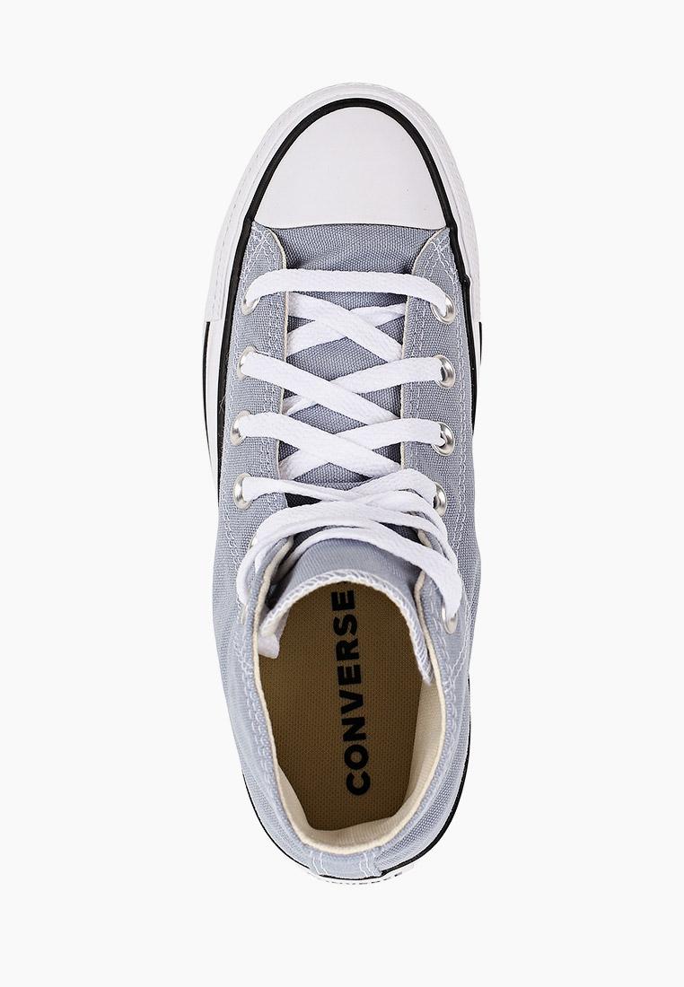 Мужские кеды Converse (Конверс) 170464: изображение 4