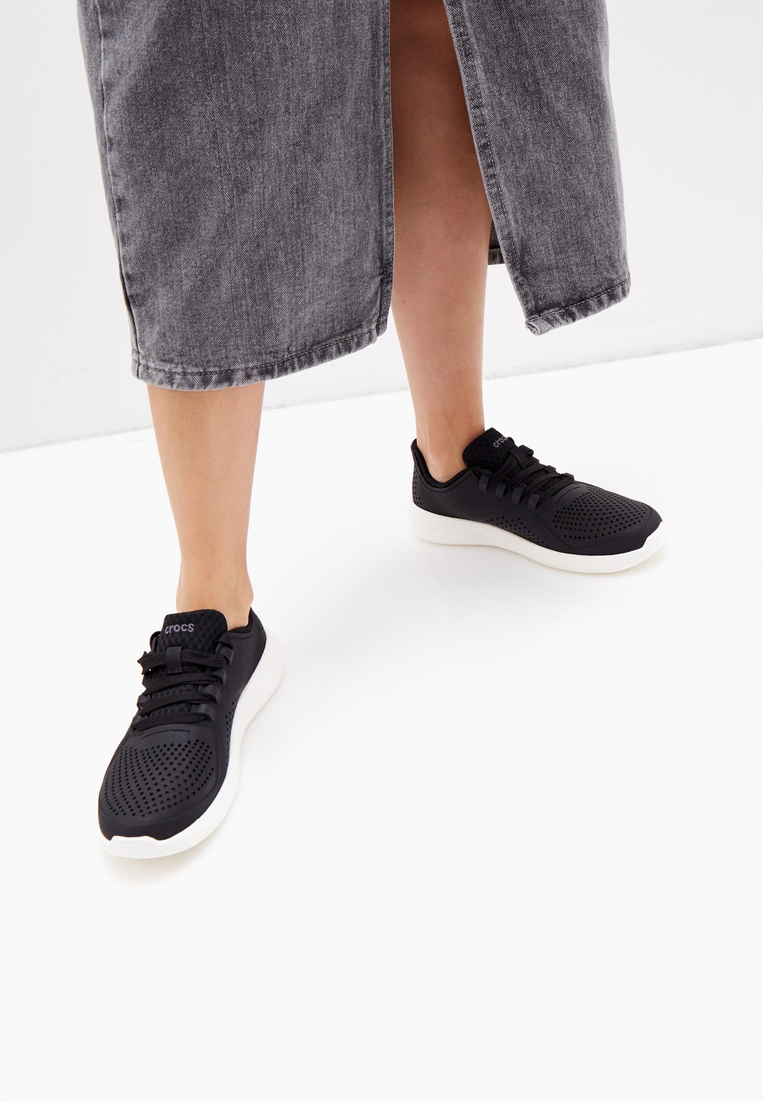 Женские кроссовки Crocs (Крокс) 205234: изображение 6
