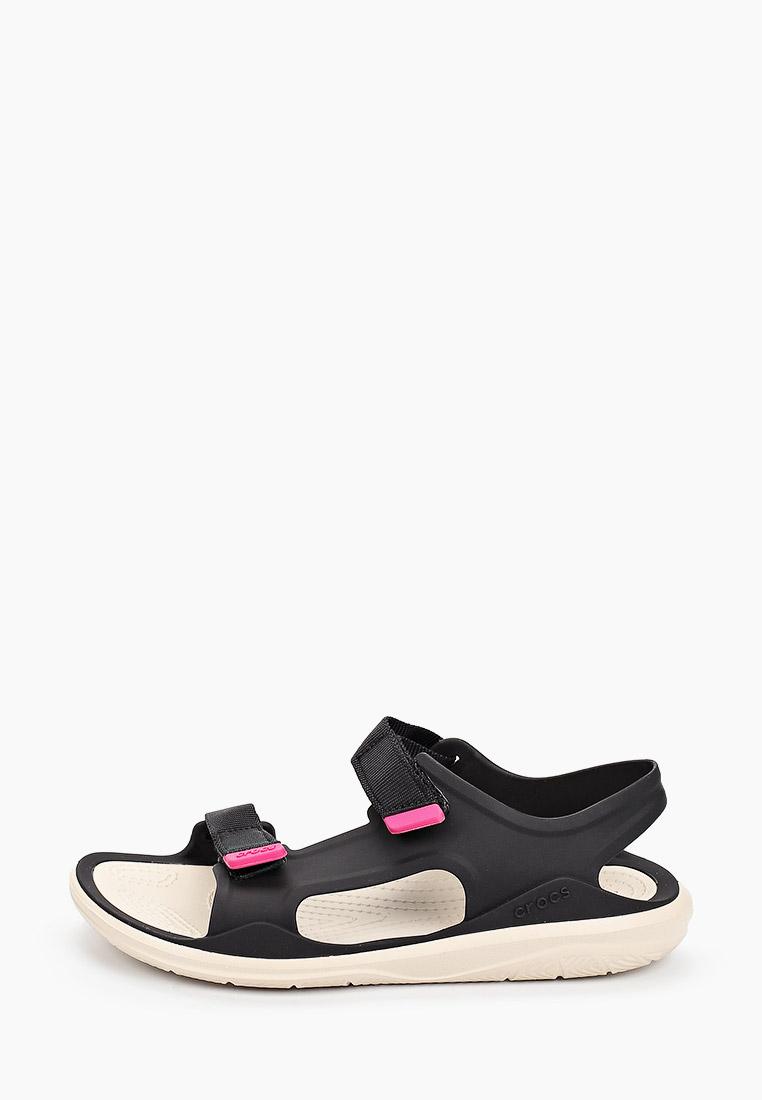 Женские сандалии Crocs (Крокс) 206527