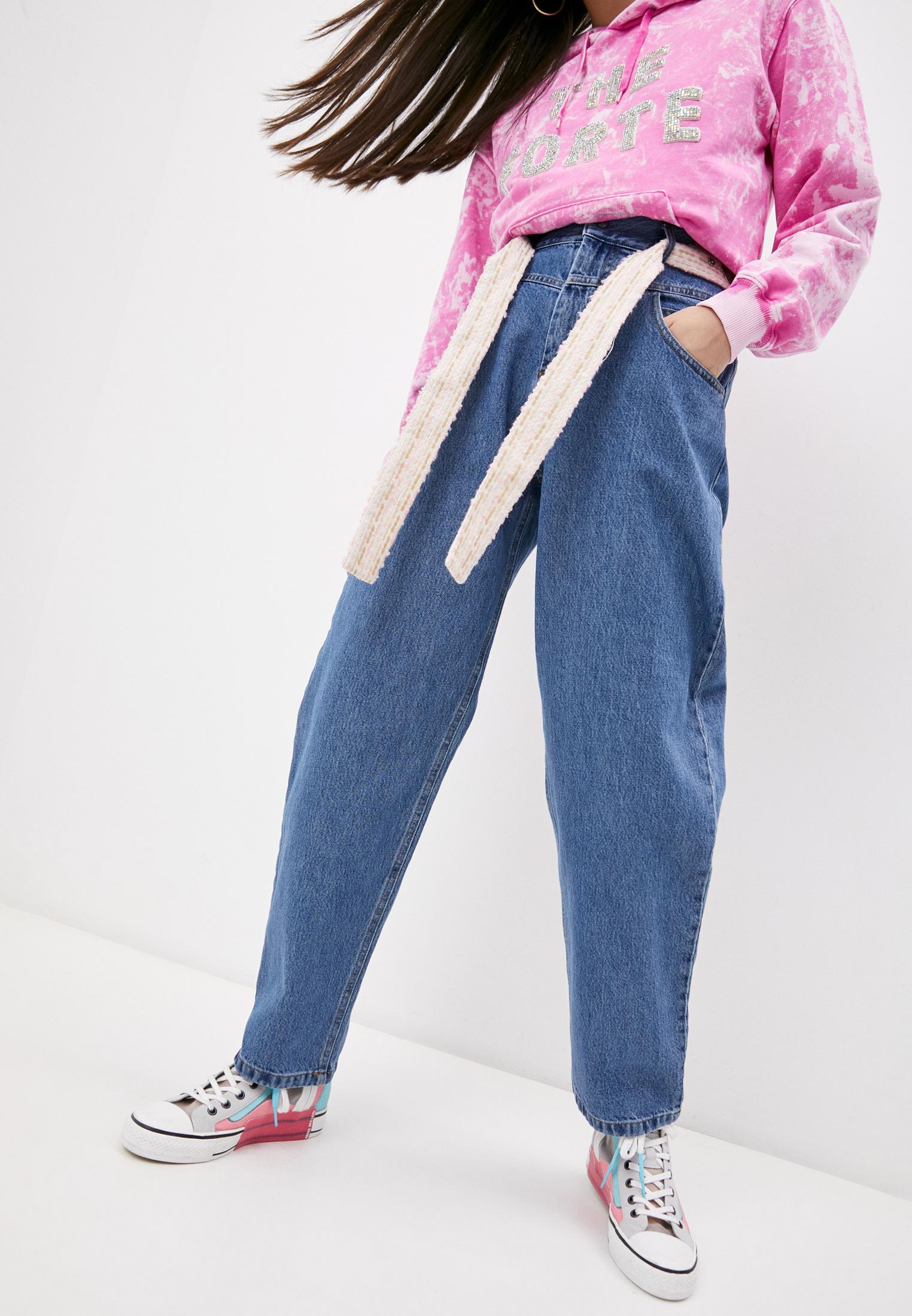 Широкие и расклешенные джинсы Forte Dei Marmi Couture 21SF9054: изображение 1