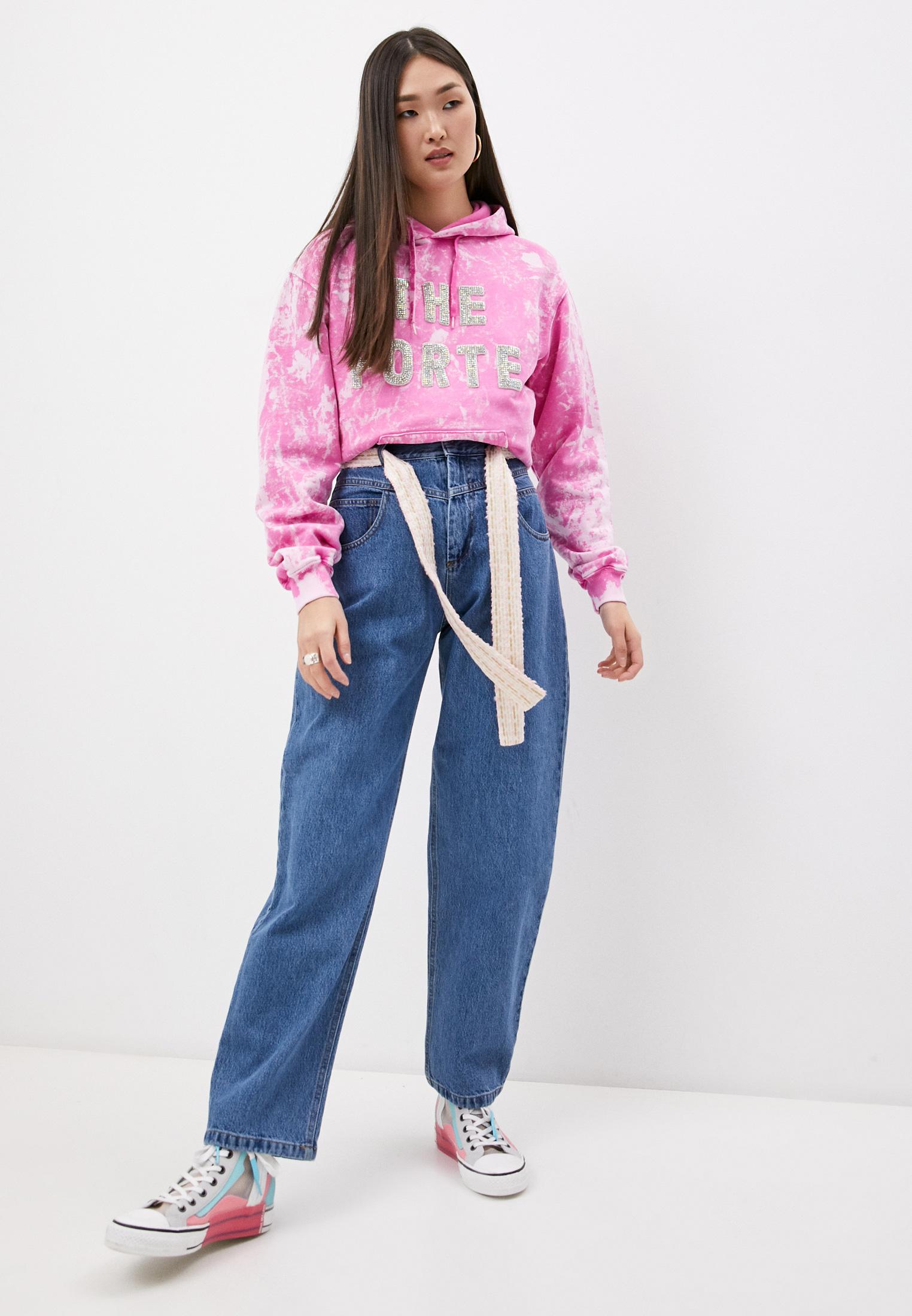 Широкие и расклешенные джинсы Forte Dei Marmi Couture 21SF9054: изображение 3