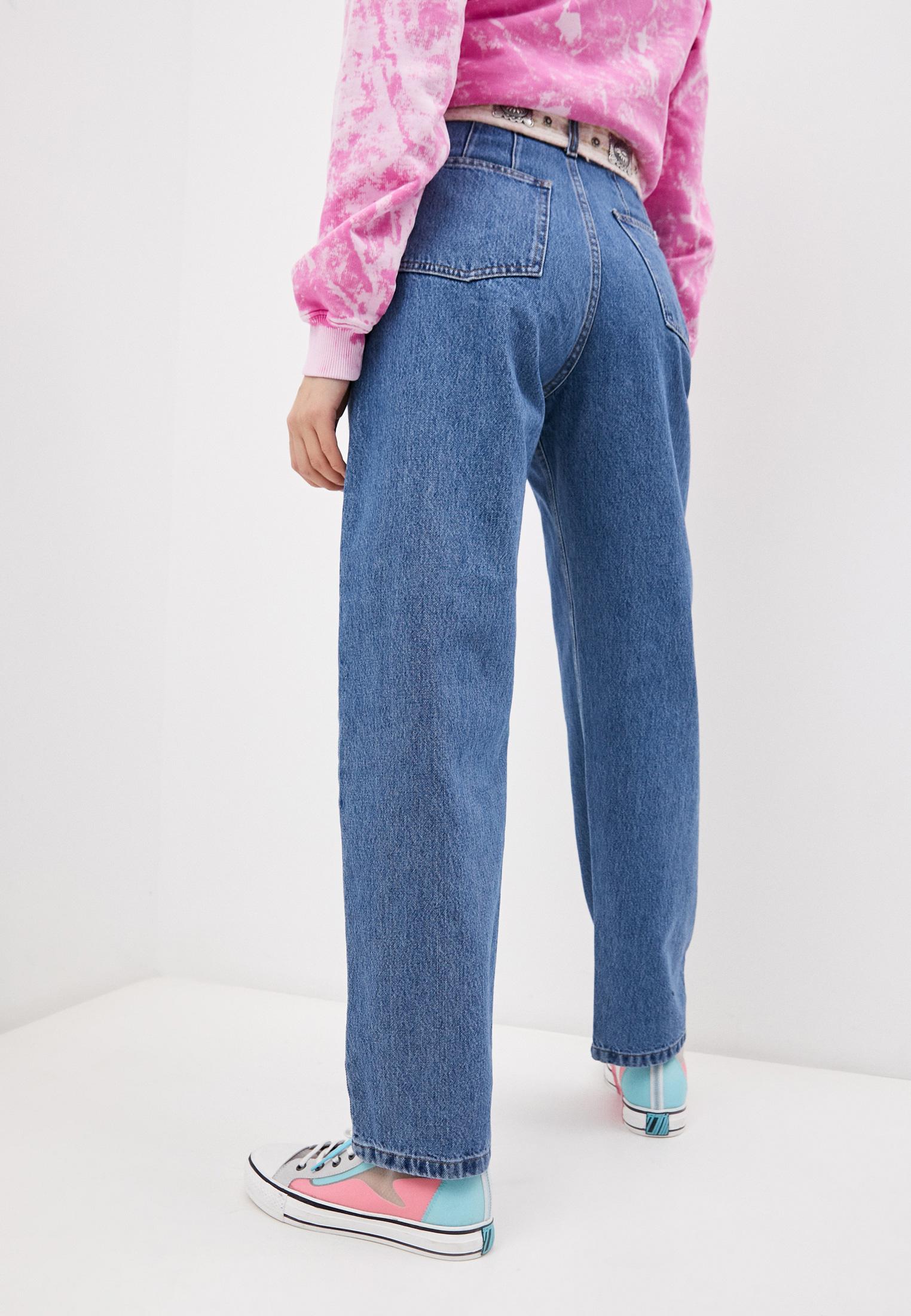 Широкие и расклешенные джинсы Forte Dei Marmi Couture 21SF9054: изображение 4
