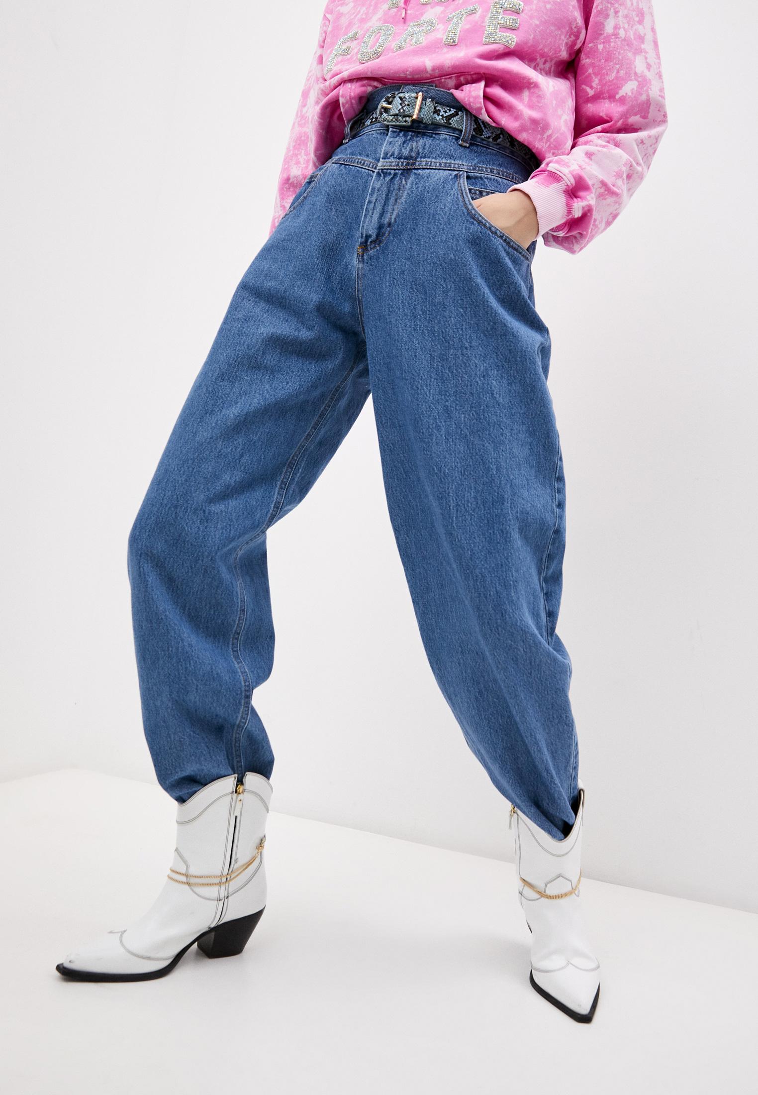 Прямые джинсы Forte Dei Marmi Couture Джинсы Forte Dei Marmi Couture