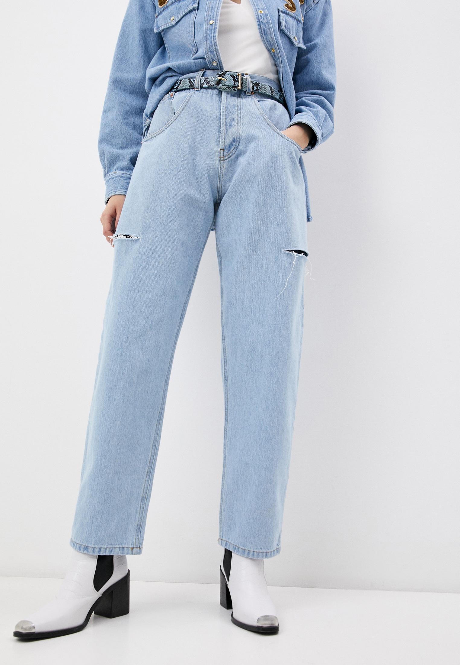 Прямые джинсы Forte Dei Marmi Couture 21SF9057