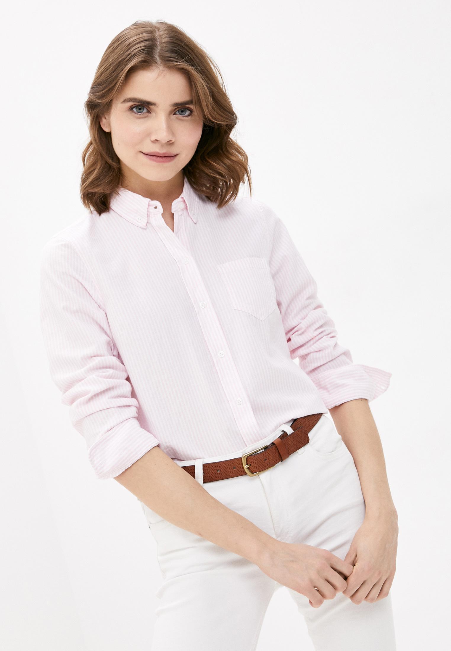 Женские рубашки с длинным рукавом Gap 269247: изображение 4