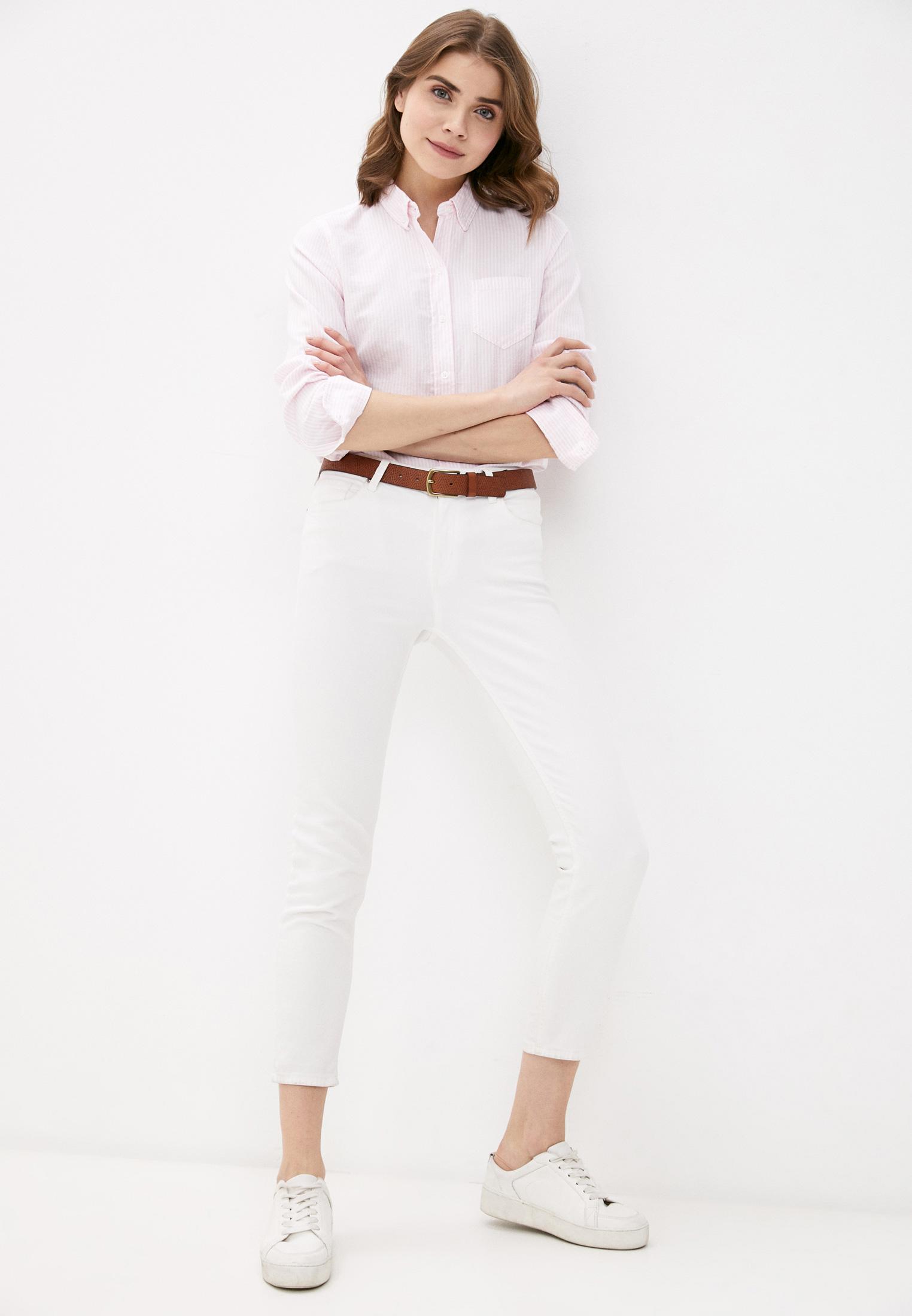 Женские рубашки с длинным рукавом Gap 269247: изображение 5