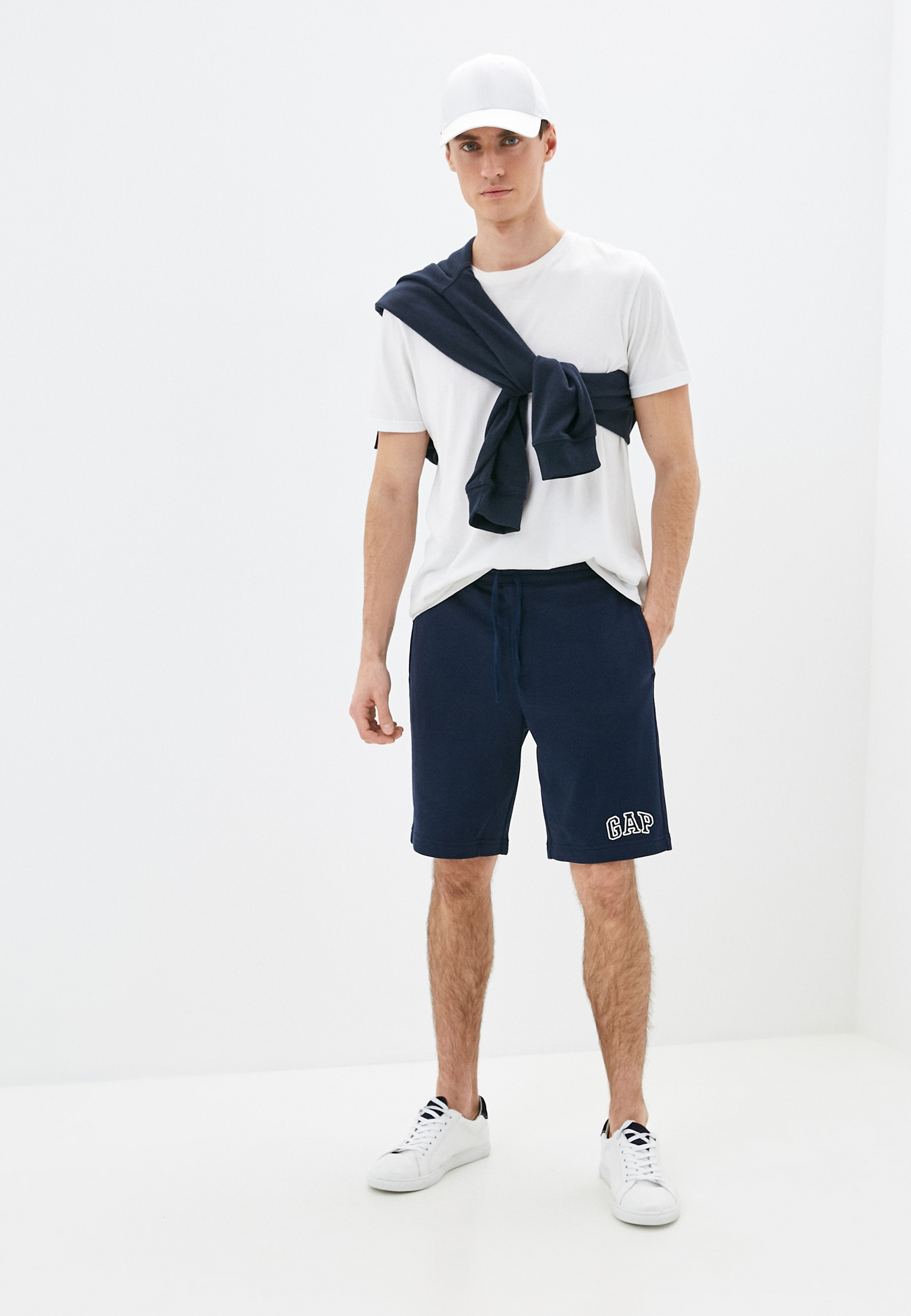 Мужские повседневные шорты Gap 548734: изображение 6