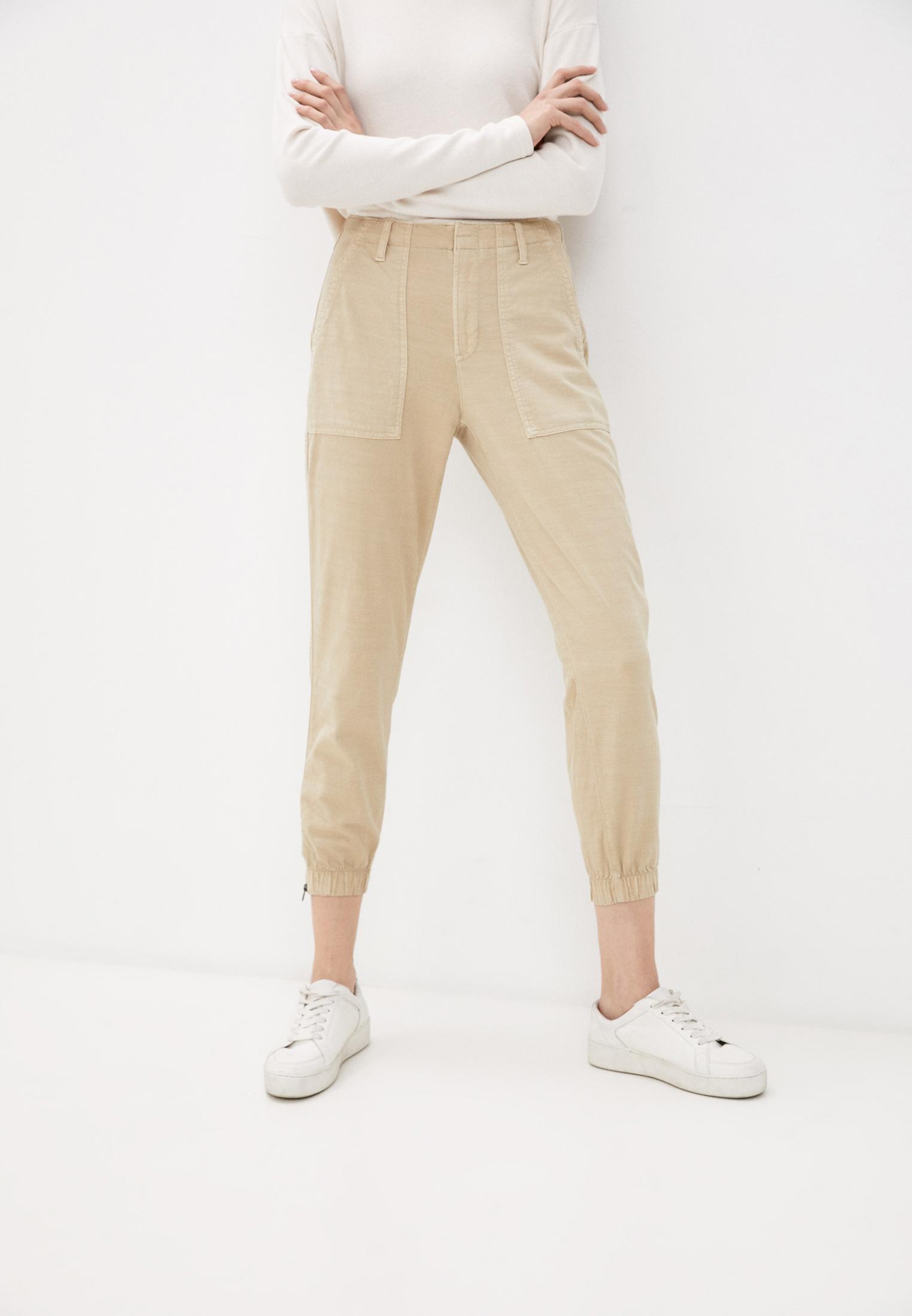 Женские зауженные брюки Gap 679043