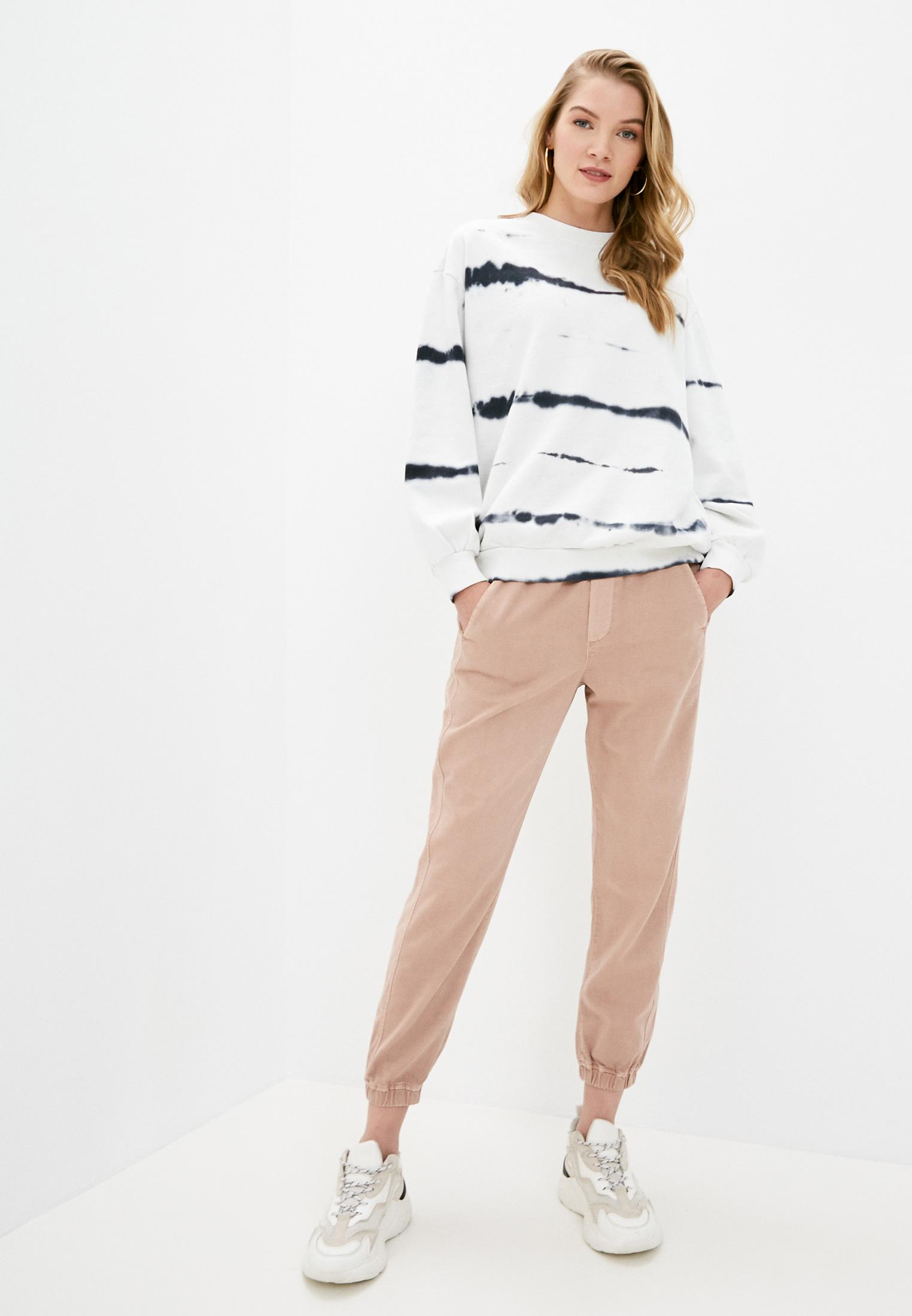 Женские зауженные брюки Gap 679045: изображение 2