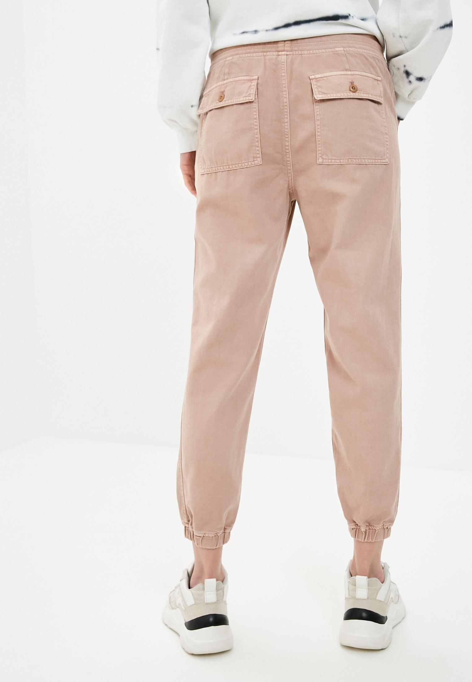 Женские зауженные брюки Gap 679045: изображение 3